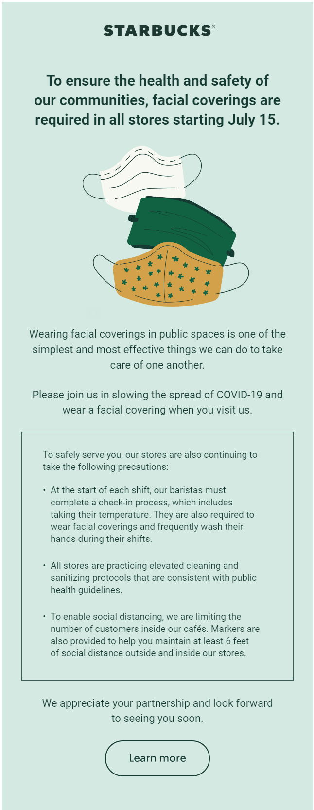 email marketing for covid