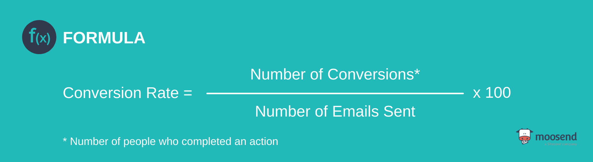 email conversion rate